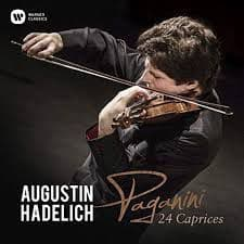 Augustin Hadelich<br>Paganini: 24 Caprices<br>CD